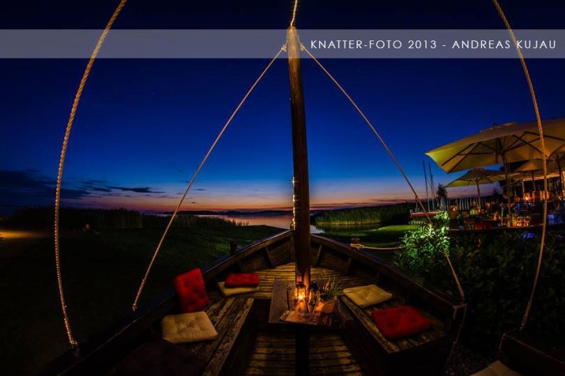 Der Gewinner 2013 - Café Knatter - Andreas Kujau